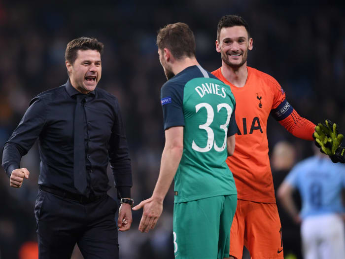 'History of the Tottenham' Can Be Rewritten in Champions League Final
