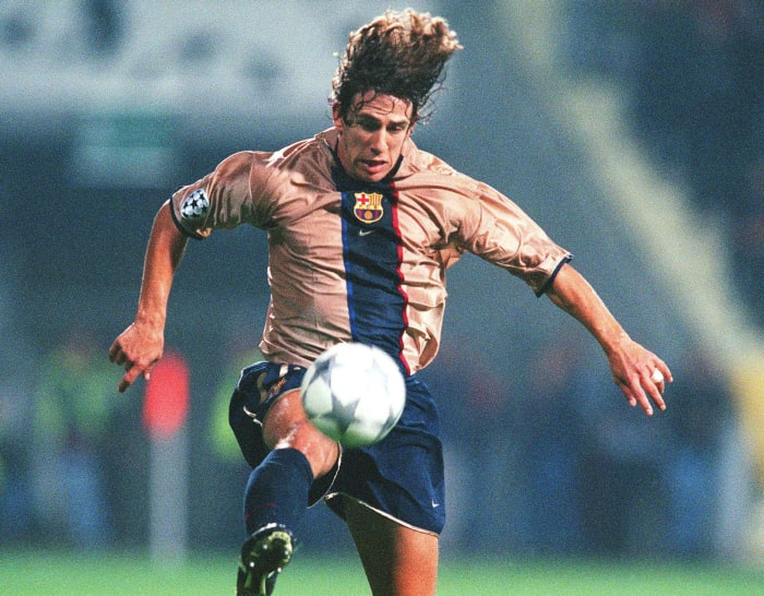 Carles Puyol 6 Of His Best Ever Moments As Legendary