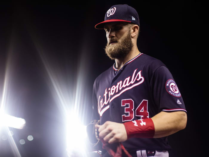 'I Want To Be With One Team': Why Bryce Harper Resisted the Lump Sum to Join the Phillies