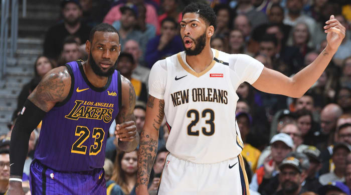 Five Anthony Davis Trades the Pelicans Should Consider