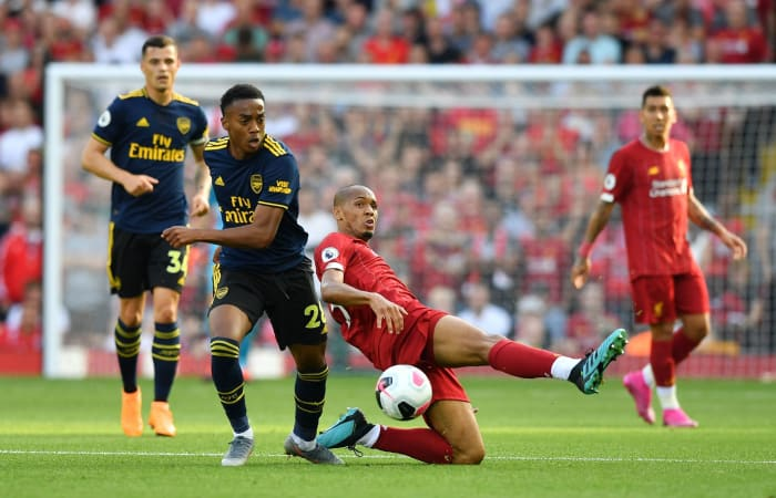 Liverpool vs Arsenal: Five things we learned as Jurgen ...  |Liverpool- Arsenal