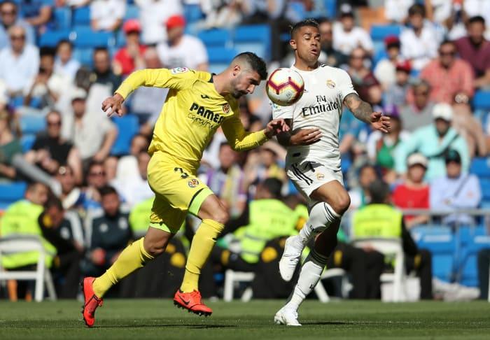 villarreal vs real madrid - photo #24