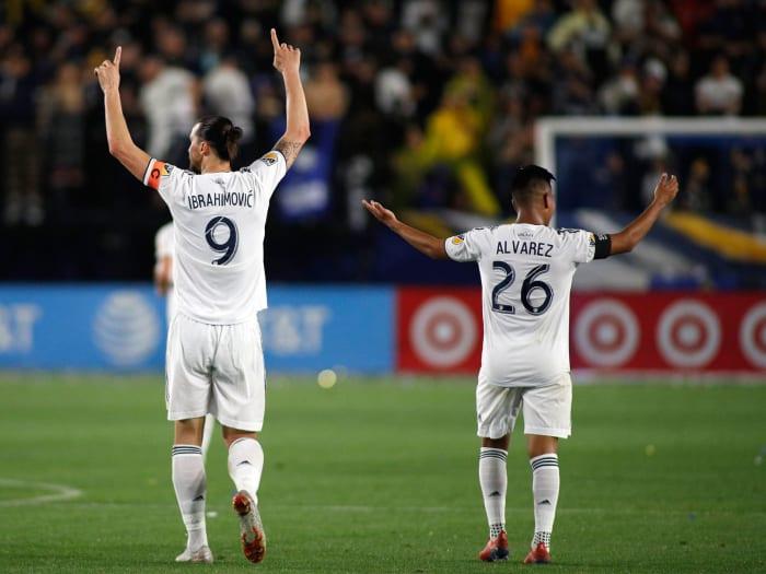 The MLS XI, Week 1: Morris, Bradley, Zlatan and More From Opening Weekend