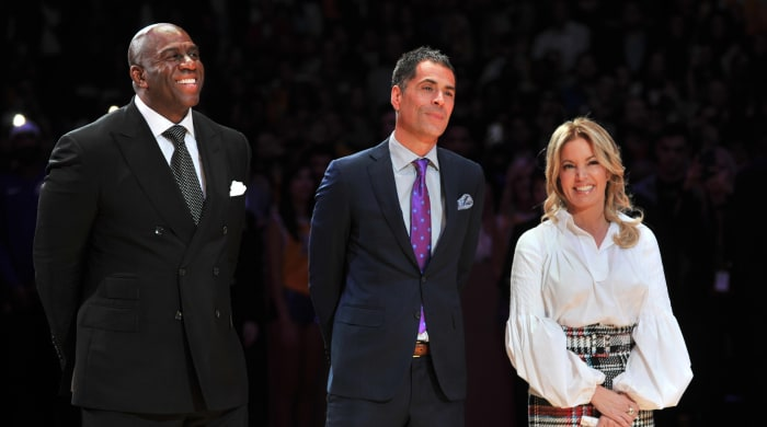 Jeanie Buss and the Lakers Are Better Off Without Magic Johnson