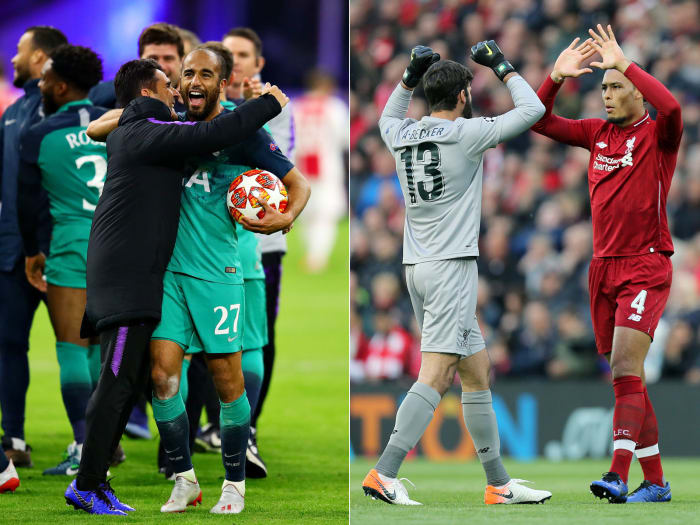 Comebacks, Common Bonds and the Physical Prowess of England's Champions League Finalists