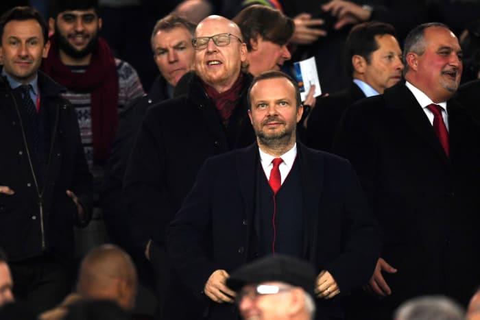 Louis Van Gaal Claims Man Utd Chief Ed Woodward Has 'Zero