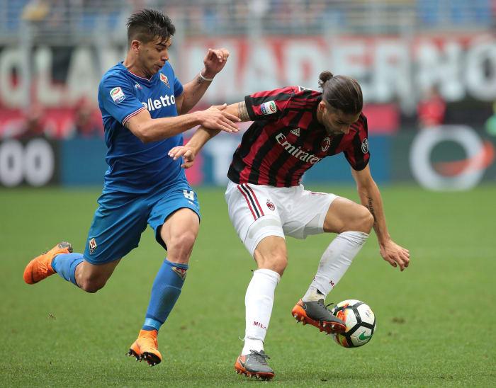 AC Milan 5-1 Fiorentina: Red Hot Rossoneri Fightback to ...