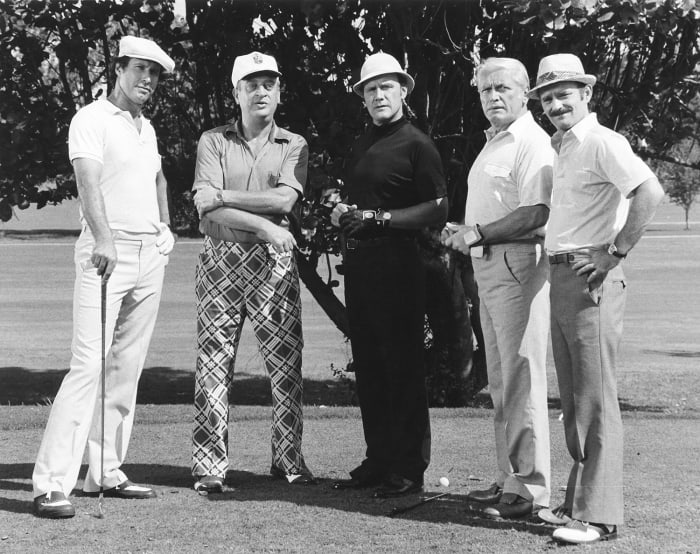 Inside the Caddyshack Scene That Squashed the Bill Murray-Chevy Chase Beef