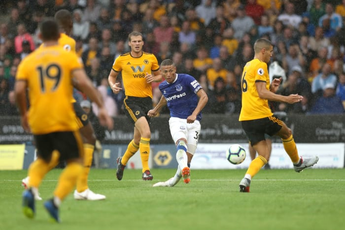Wolves 2-2 Everton: Report, Ratings & Reaction Following ...
