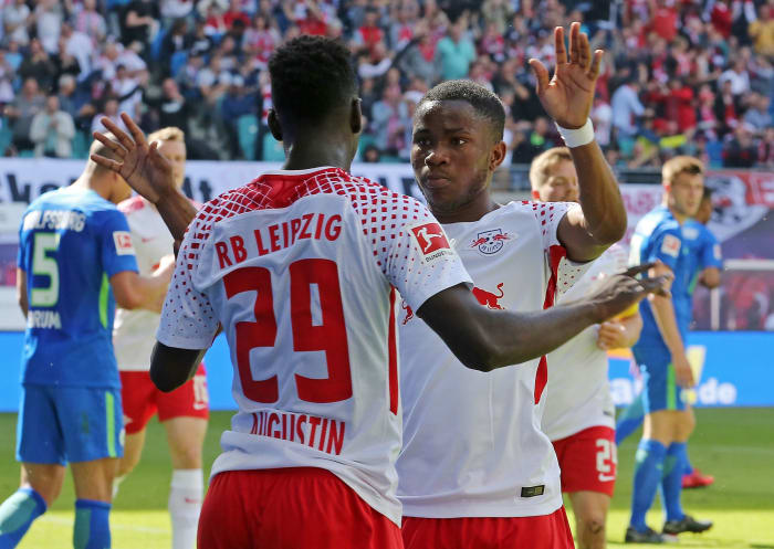 Tottenham & Southampton Set to Battle With RB Leipzig for ...