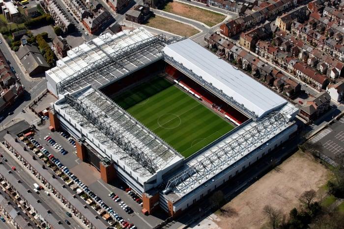 Lego soccer stadium replicas: Chelsea, Liverpool, more - Sports Illustrated