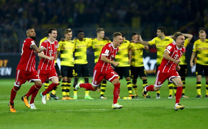 Bayern Dortmund games halted as fan protests escalate in ...  |Bayern-dortmund