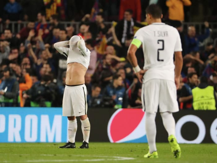 Barcelona's Champions League comeback vs PSG: How did it ...