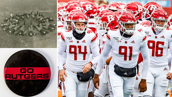 College football anniversary season a disaster for Rutgers ...