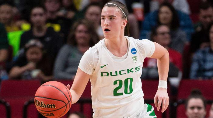 Oregon's Sabrina Ionescu Helps No. 1 Ducks Stun U.S. Women's National Team