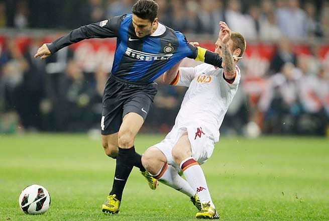 Inter Milan's Javier Zanetti not ready to retire after ...