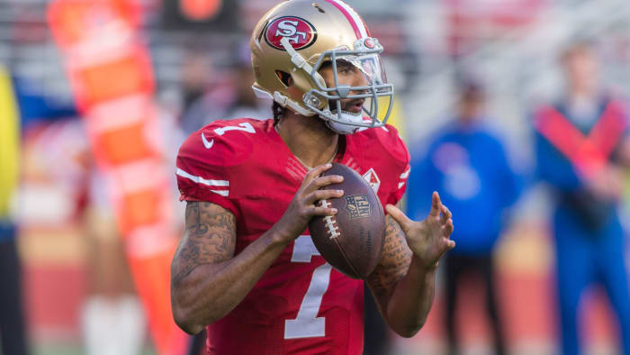 NFL Teams Set to Attend Colin Kaepernick's Workout
