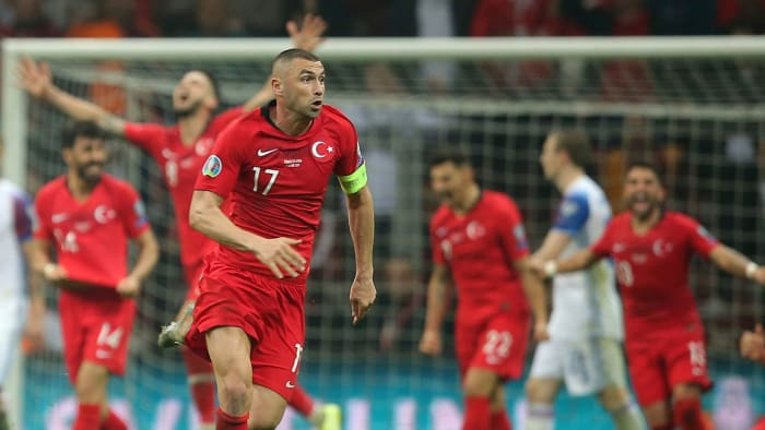 Turkey, France Qualify for Euro 2020 After Iceland Fails to Win
