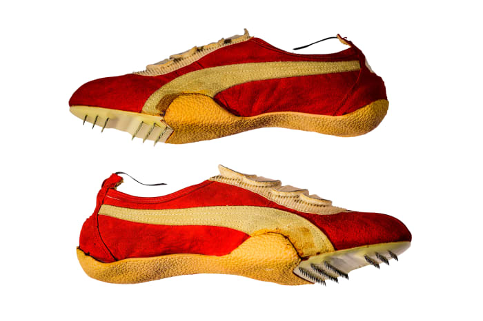 A Brush With Greatness: The Puma Shoe That Upended the 1968 Olympics