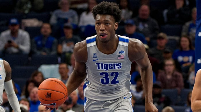 James Wiseman Will Have to Sit Out 11 More Games, but Memphis's Fight With the NCAA Isn't Over