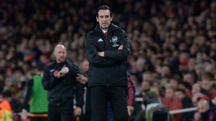 Unai Emery Readies for Crunch Time Period as Arsenal's Post-Wenger Era Drifts On