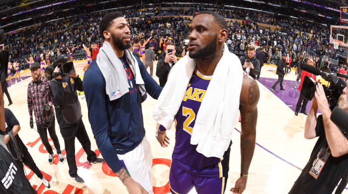 Anthony Davis Trade Winners and Losers: Lakers Jackpot, Pelicans Haul and Celtics Disaster