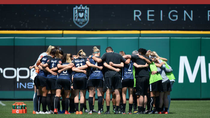NWSL's Reign FC in Sale Negotiations With Olympique Lyonnais