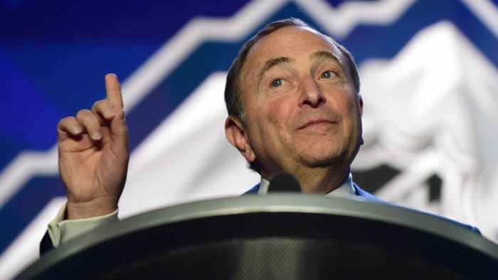 Aliu Optimistic After Meeting With Bettman: 'There's Some Big Change Coming'