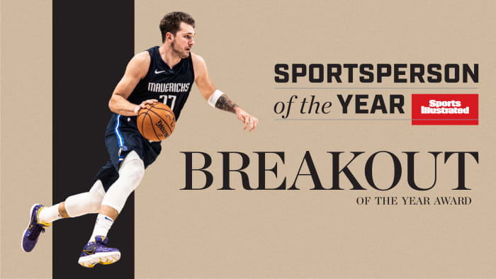 There's No Doubt That Luka Doncic Is the Breakout Star of 2019