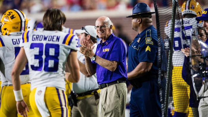 Meet Sam Nader—The Man Behind LSU Football for the Last 45 Years