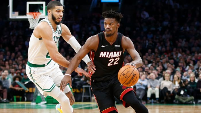 How the Heat Built Themselves Back Into Eastern Conference Contenders