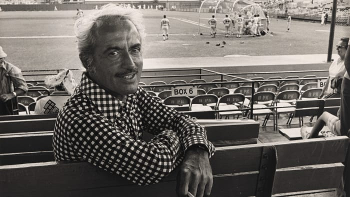 Marvin Miller Didn't Want to Be a Hall of Famer. Now What?