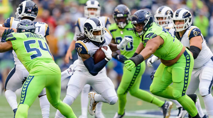Seahawks vs. Rams Live Stream: Watch Online, TV Channel, Start Time