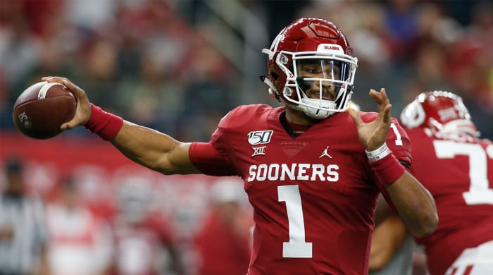 Hurts, Oklahoma Await College Football Playoff Selection Show After Winning Big 12 Title