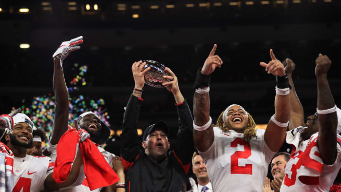 After a Dominant Comeback, Ohio State Believes It Should Stay Atop the Playoff Rankings