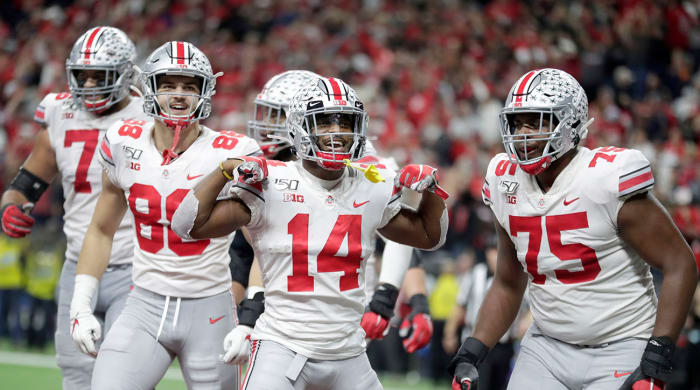 Ohio State Rallies to Beat Wisconsin for Big Ten Championship Title