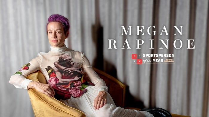 Looking Back at Megan Rapinoe's Best Moments of 2019