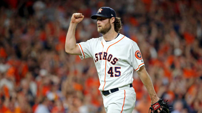 Report: Gerrit Cole Signs Record-Breaking Contract with Yankees