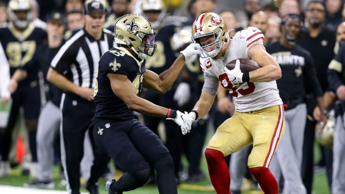 49ers-Saints—Two Top Teams Trading Blows—Should Not Be About the Officiating