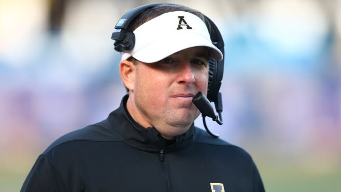 Report: Mizzou to Hire App State's Eli Drinkwitz