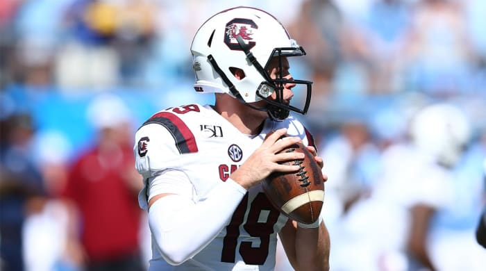 South Carolina QB Jake Bentley to Join Utah as Graduate-Transfer