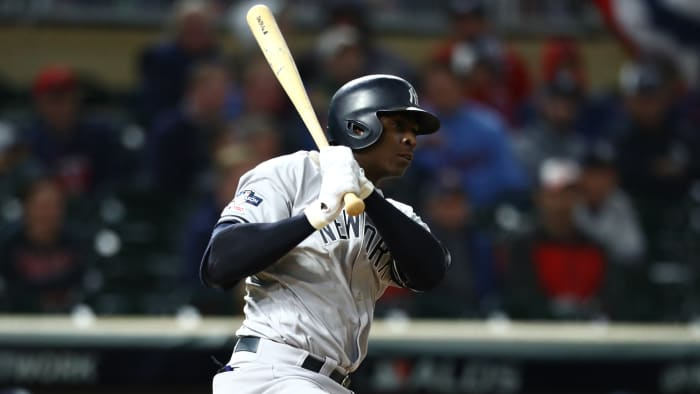 Report: Phillies Agree to One-Year, $14 Million Deal With Didi Gregorius