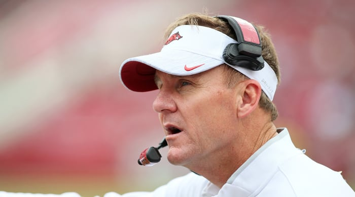 Auburn Hires Chad Morris as Offensive Coordinator