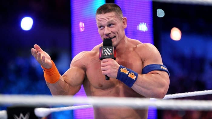 John Cena Explains His Relentlessly Positive Approach to Twitter