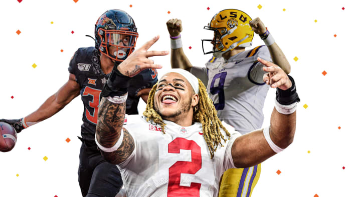 Sports Illustrated's 2019 College Football All-America Team