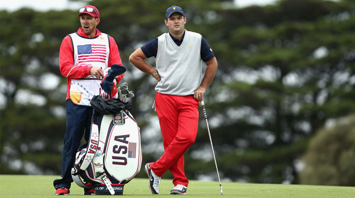 Report: Patrick Reed's Caddie Gets Into Altercation With Fan Following Presidents Cup Match