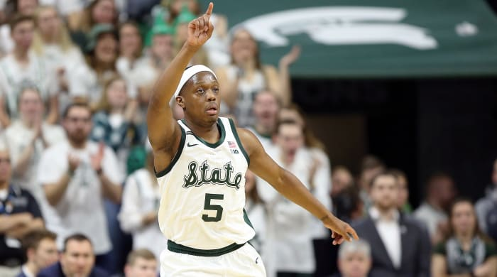 Wisconsin vs. Michigan State Live Stream: How to Watch, TV Channel, Start Time