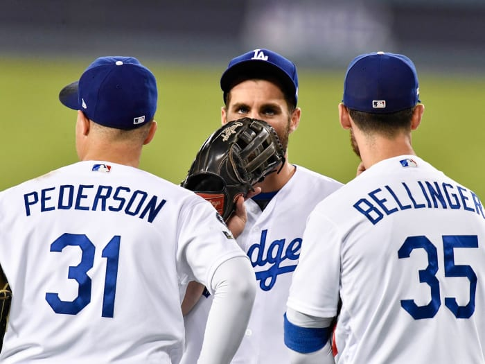 Dodgers' Quiet Offseason Is Perfectly Defensible