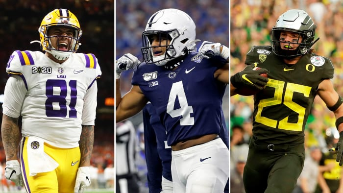 SI's All-Bowl Team: Who Stood Out from the 2019–20 Postseason?