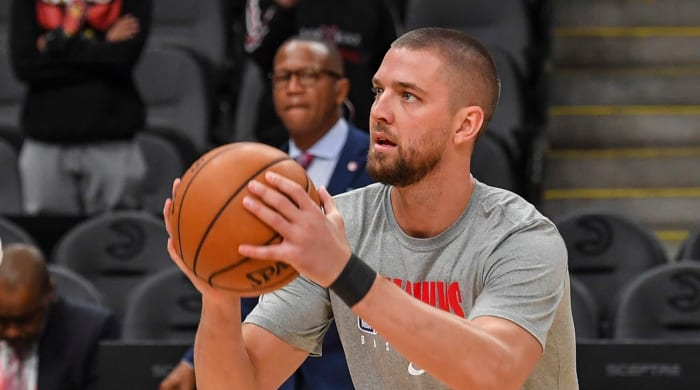 Chandler Parsons's Career in Jeopardy After Suffering Severe Injuries in Car Accident